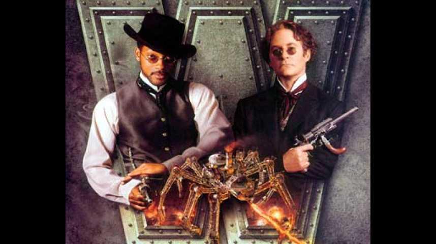 Wild Wild West - Bande annonce 2 - VO - (1999)