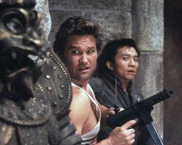 Les Aventures de Jack Burton dans les griffes du mandarin - bande annonce - VO - (1986)