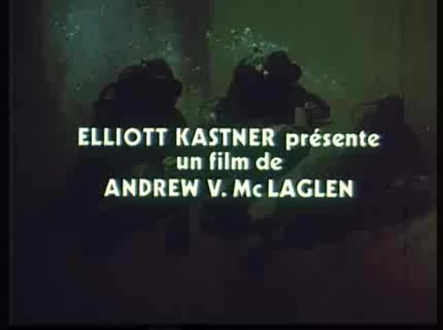 Les Loups de haute mer - bande annonce - VF - (1980)