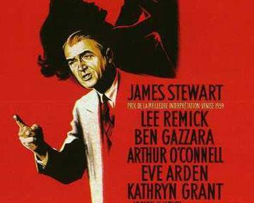 Autopsie d'un meurtre - bande annonce 2 - VOST - (1959)