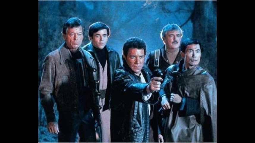 Star Trek III : A la recherche de Spock - bande annonce - VO - (1985)