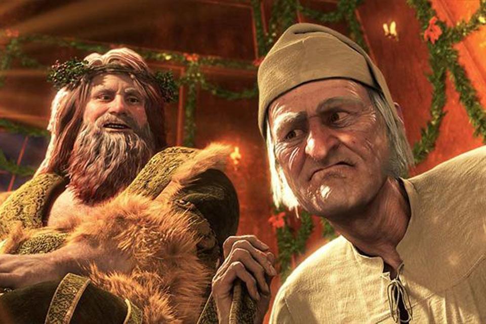 Le Drôle de Noël de Scrooge - bande annonce 2 - VF - (2009)