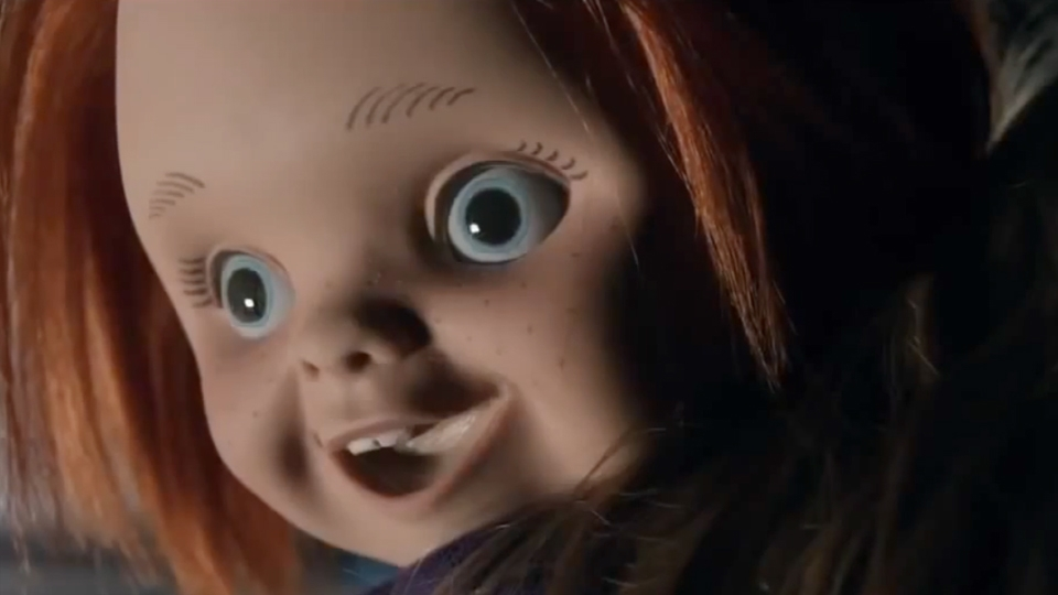 La Malédiction de Chucky - bande annonce - VO - (2013)