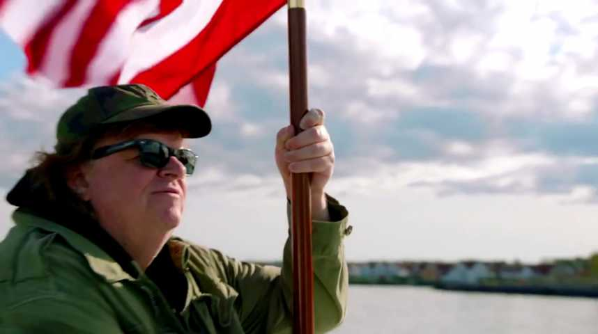 Where To Invade Next - Bande annonce 1 - VO - (2015)