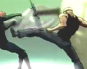 Les Chroniques de Riddick : Dark fury - bande annonce - VO - (2004)