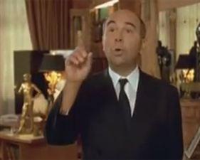 Fantôme avec chauffeur - bande annonce - (1996)