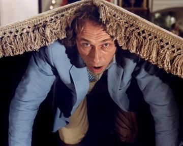Le coup du parapluie - bande annonce - (1980)