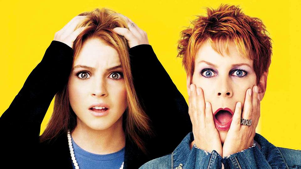 Freaky Friday dans la peau de ma mère - bande annonce - VF - (2003)