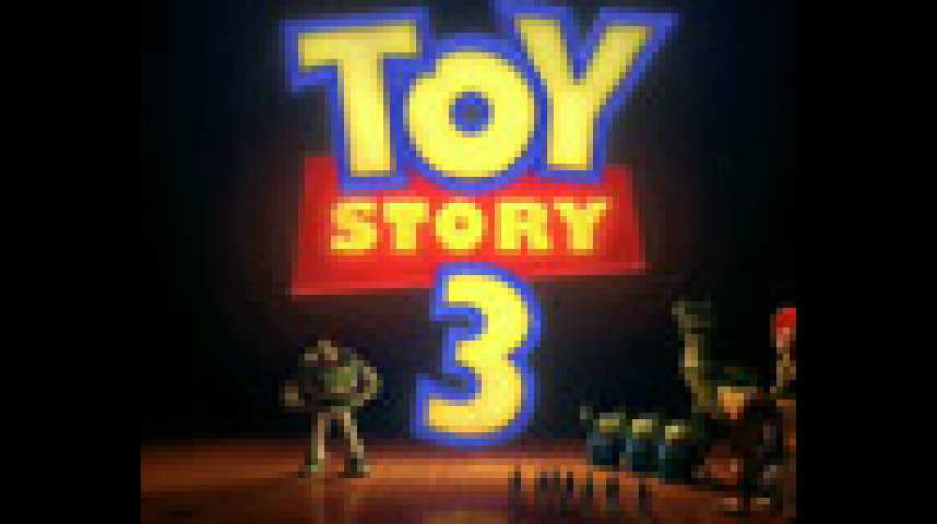Toy Story 3 - Teaser 6 - VO - (2010)