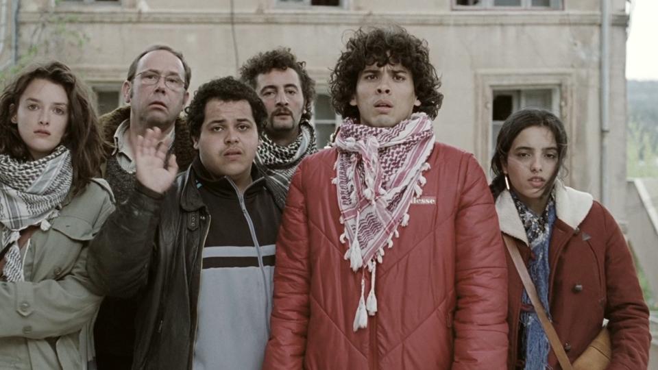 La Marche - bande annonce - (2013)
