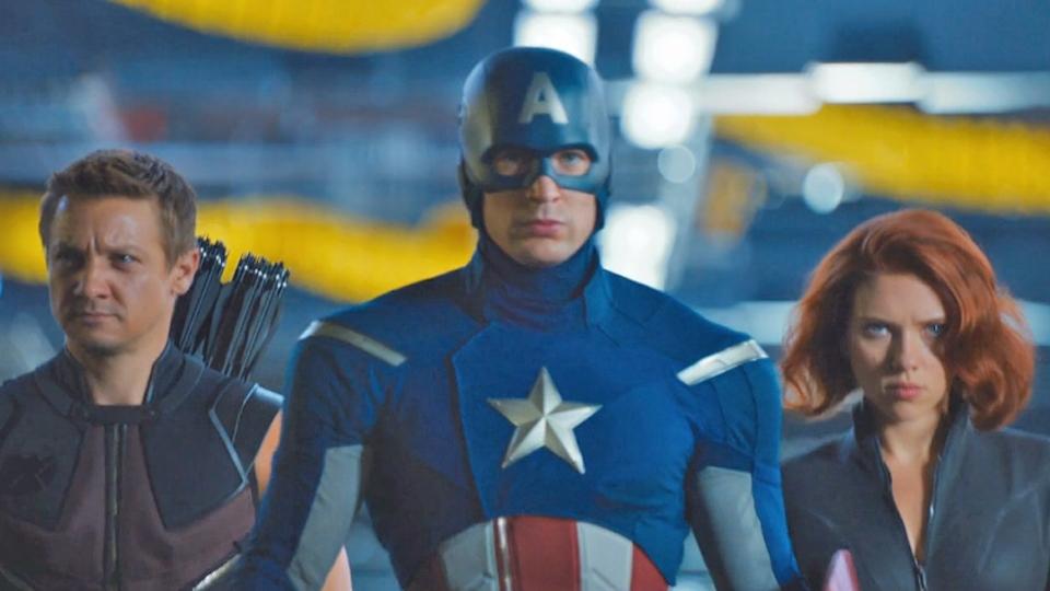 Avengers - Bande annonce 13 - VF - (2012)