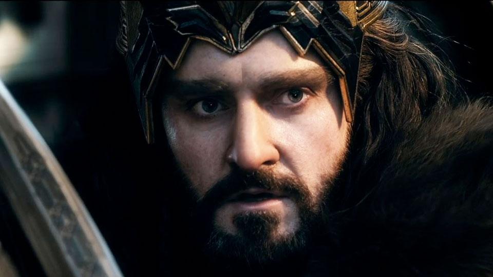 Le Hobbit : la Bataille des Cinq Armées - bande annonce 5 - VOST - (2014)