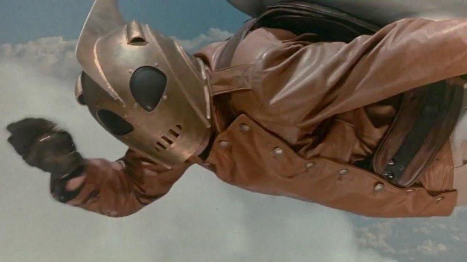 Les Aventures de Rocketeer - bande annonce - VO - (1991)