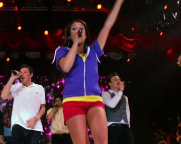 Glee ! On Tour : Le Film 3D - bande annonce - VOST - (2011)