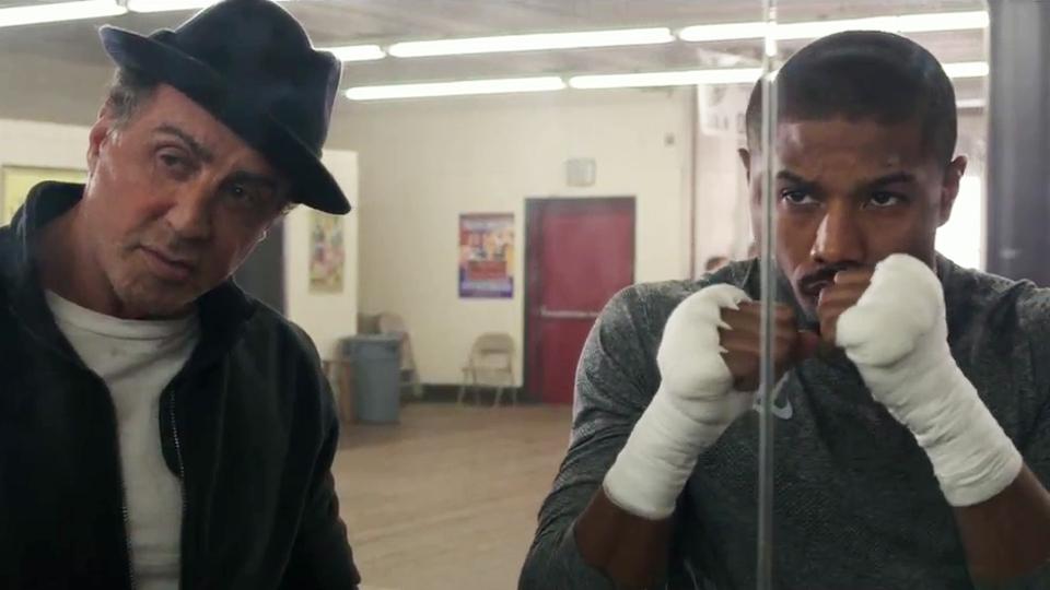Creed - L'Héritage de Rocky Balboa - bande annonce - VOST - (2016)