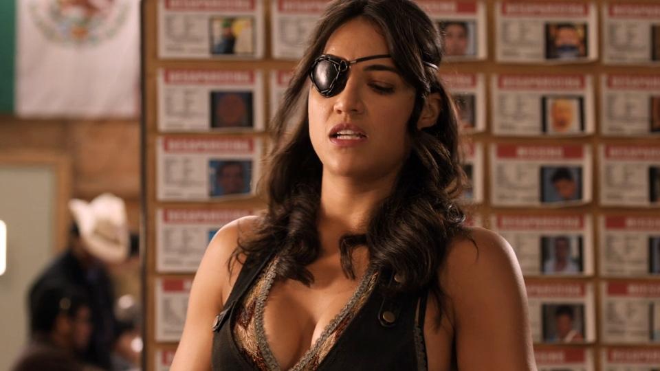 Machete Kills - teaser 3 - VOST - (2013)