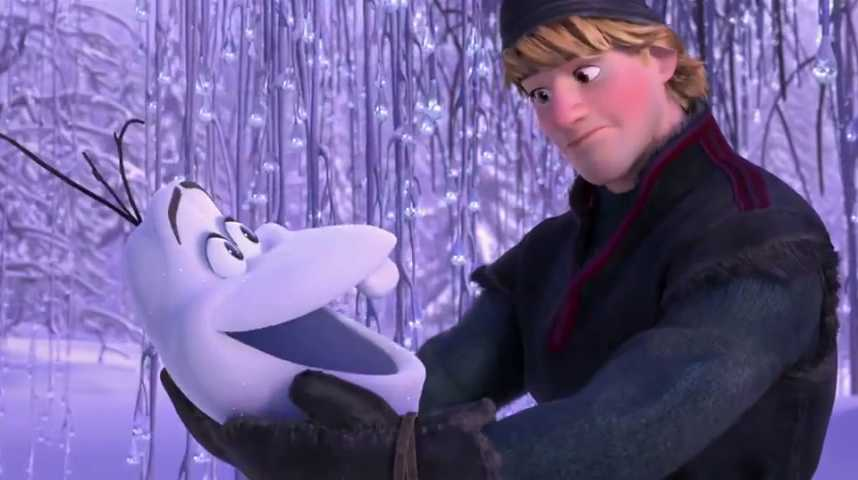 La Reine des neiges - Bande annonce 1 - VO - (2013)