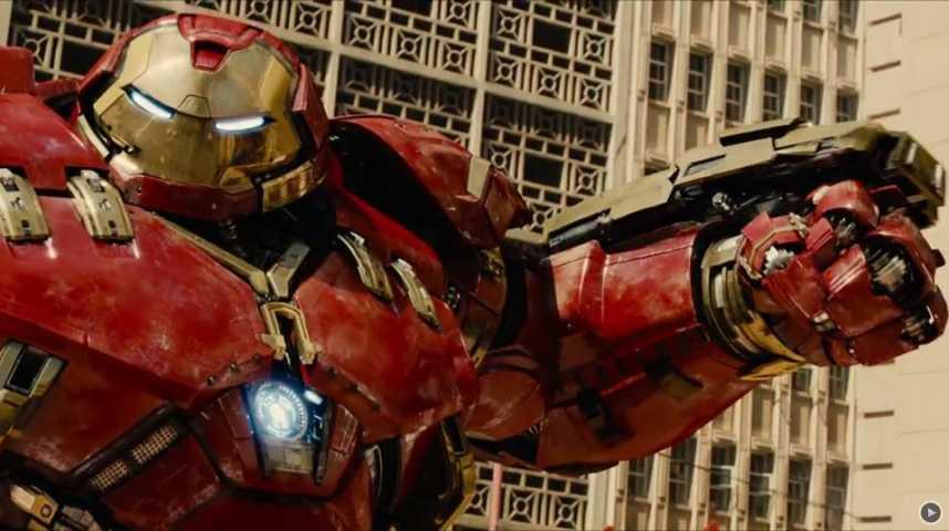 Avengers : L'ère d'Ultron - Bande annonce 13 - VF - (2015)