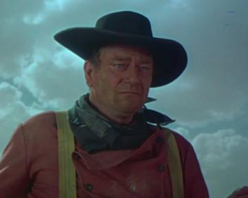La Prisonnière du désert - bande annonce - VO - (1956)
