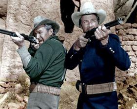 Fort Massacre - bande annonce - VO - (1958)