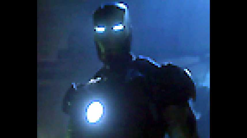 Iron Man - Teaser 9 - VO - (2008)