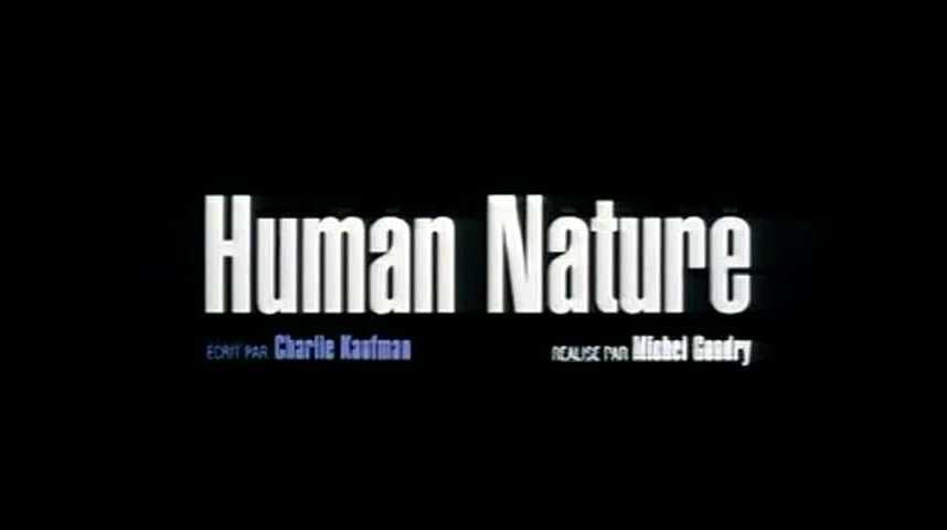 Human Nature - teaser - (2001)