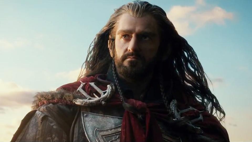 Le Hobbit : la Désolation de Smaug - bande annonce 4 - VO - (2013)
