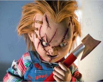 Le Fils de Chucky - bande annonce - VO - (2005)