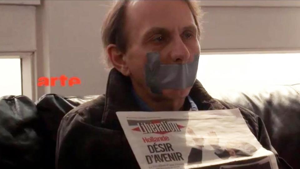 L'Enlèvement de Michel Houellebecq - bande annonce - (2013)