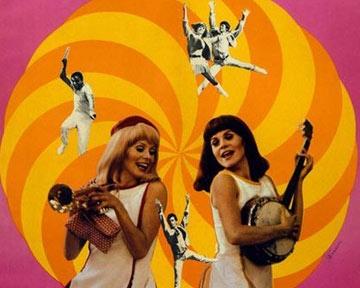 Les Demoiselles De Rochefort - bande annonce - (1967)