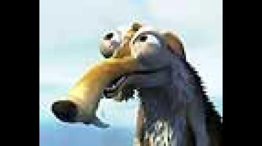 L'Âge de glace 3 - Le Temps des dinosaures - teaser - VOST - (2009)