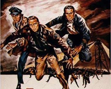 La Grande évasion - bande annonce - (1963)