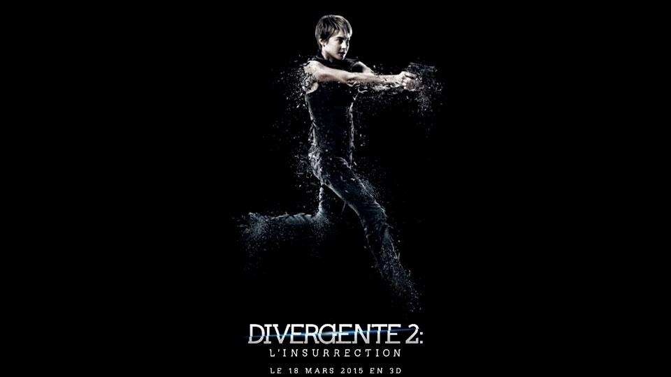 Divergente 2 : l'insurrection - teaser 8 - VF - (2015)
