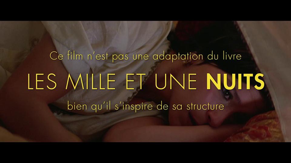 Les mille et une nuits - L'Enchanté - bande annonce - (2015)