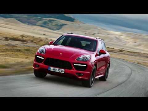 Porsche Cayenne World Premiere in Zuffenhausen