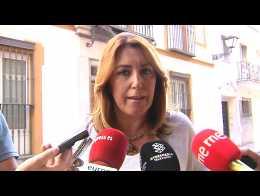"Díaz: ""Andalucía no es menos que otras comunidades"""