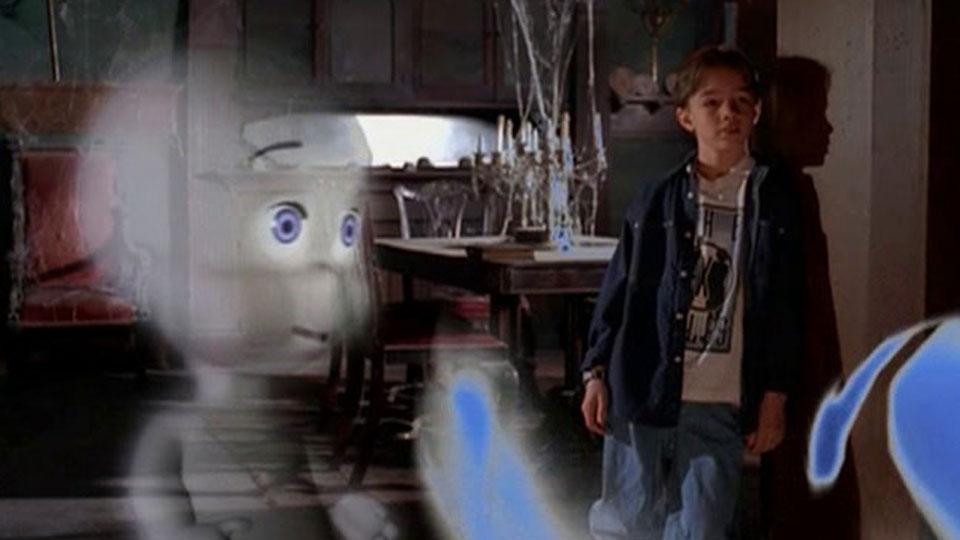 Casper l'apprenti fantôme - bande annonce - VO - (1997)