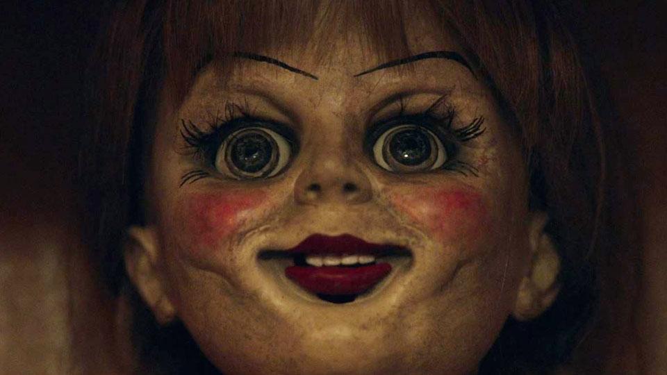 Annabelle - bande annonce 2 - VOST - (2014)