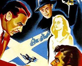 Le Carrefour de la mort - bande annonce - (1947)