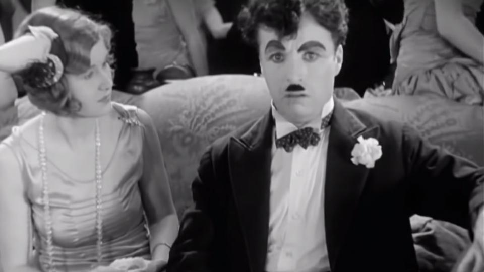 Les Lumières de la ville - bande annonce - VO - (1931)