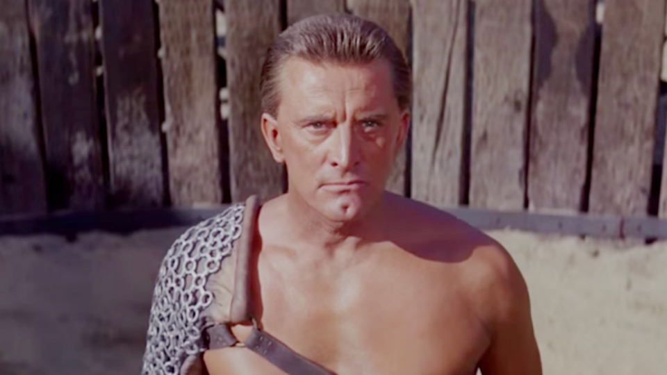 Spartacus - bande annonce - VO - (1961)