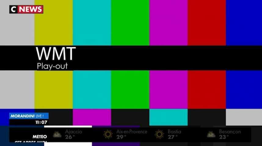 """La rentrée de """"Morandini Live"""" sur C News ne s'est pas passée comme prévu"""