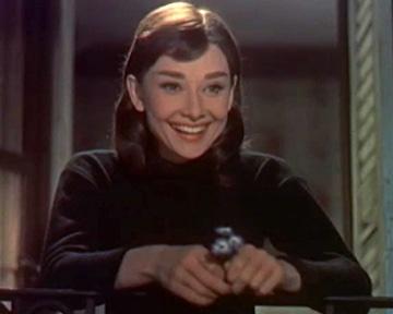 Drôle de frimousse - bande annonce 2 - (1957)