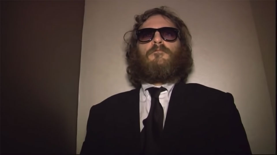 I'm Still Here - The Lost Year of Joaquin Phoenix - bande annonce - VOST - (2011)
