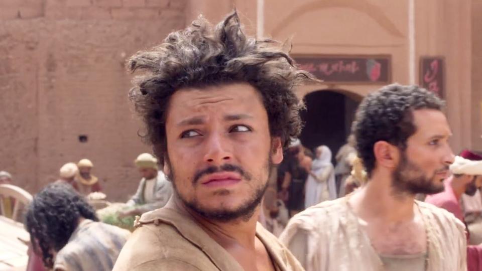 Les Nouvelles Aventures D'Aladin - teaser - (2015)