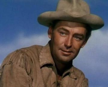 L'Homme des vallées perdues - bande annonce - VO - (1953)