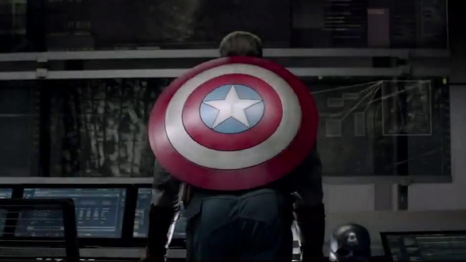 Captain America, le soldat de l'hiver - teaser 2 - VO - (2014)