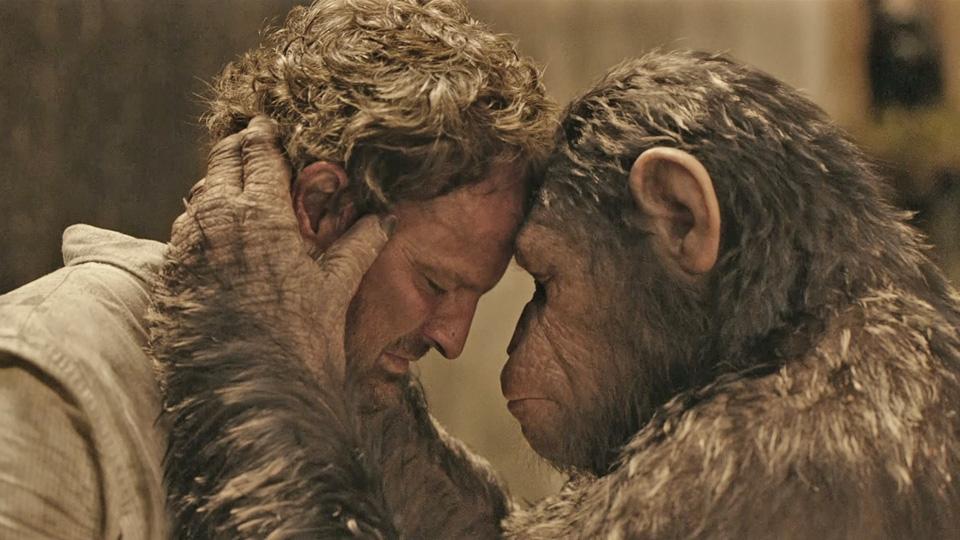 La Planète des singes : l'affrontement - bande annonce 3 - VOST - (2014)