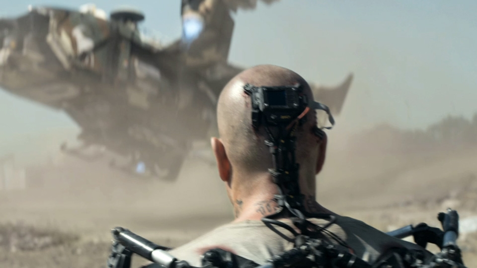 Elysium - bande annonce 7 - VF - (2013)