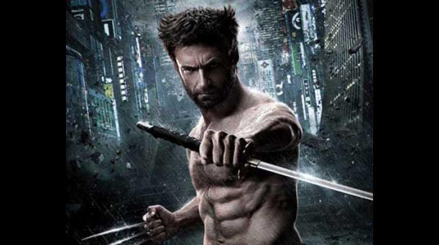Wolverine : le combat de l'immortel - Bande annonce 1 - VO - (2013)